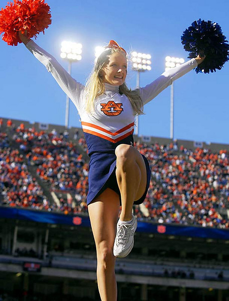 Krista Klumpp, Auburn University cheerleader, Survivor: Redemption Island