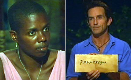 Francesca Hogi, Survivor: Redemption Island