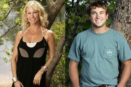Debra Beebe and James Thomas, Jr. - Survivor: Tocantins