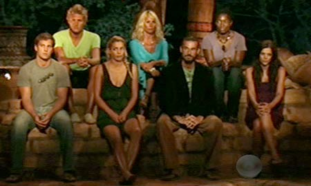 The jury - Survivor Tocantins