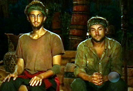 James Thomas Jr. and Stephen - Survivor Tocantins