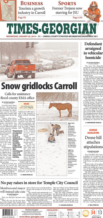 Carrollton Times-Georgian