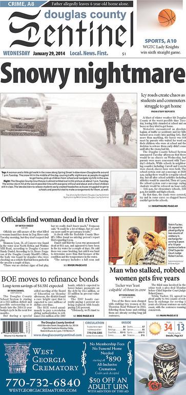 Douglas County Sentinel
