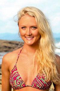 Krista Klumpp, Survivor: Redemption Island