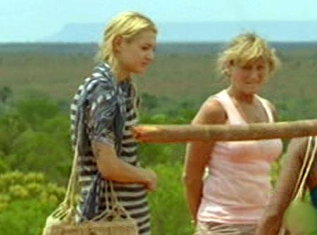 Sierra and Sandy - Survivor Tocantins