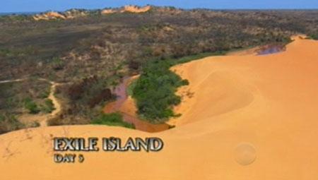 Exile Island - Survivor Tocantins