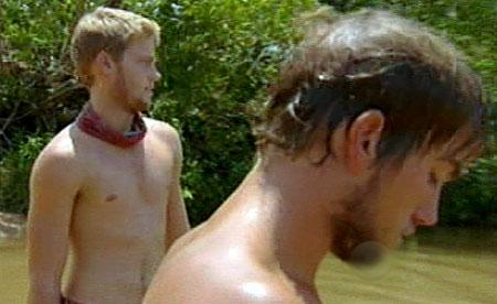 James Thomas Jr. and Spencer - Survivor Tocantins
