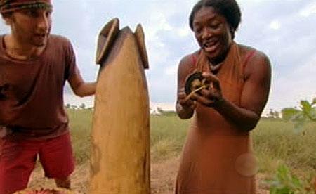 Stephen and Taj - Survivor Tocantins