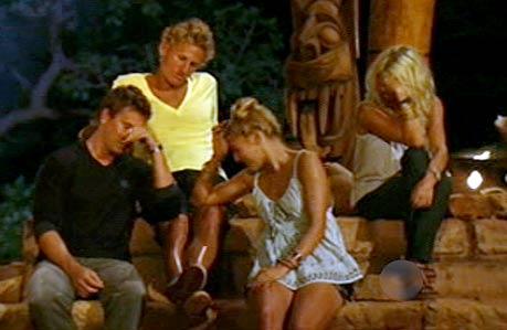 Brendan, Tyson, Sierra, Debbie - Survivor Tocantins