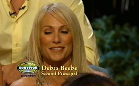 Debra Beebe - Survivor Tocantins