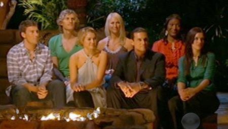 The jury - Survivor Tocantins