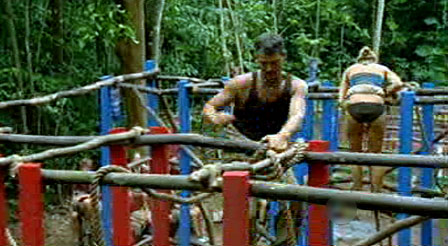 Survivor Heroes vs. Villains - Rob Mariano, Candice Woodcock