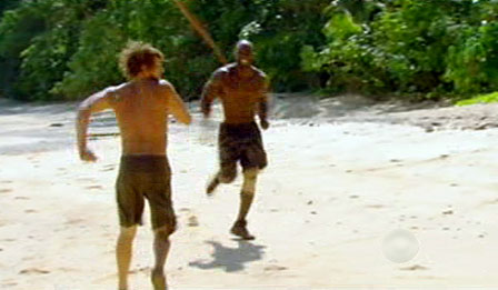 Survivor Heroes vs. Villains - James J.T. Thomas Jr. and James Clement