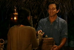 Survivor Heroes vs. Villains - Parvati Shallow