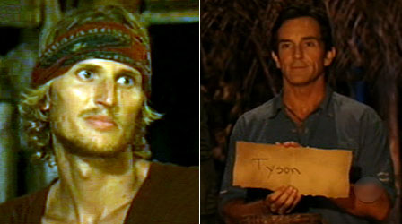 Survivor Heroes vs. Villains - Tyson Apostol