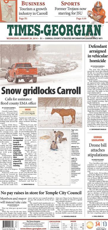 Carrollton Times-Georgian